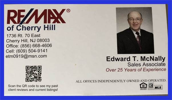 re max, real estate, Ed Mc Nally, Real Estate Agent