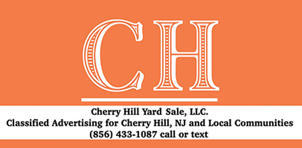 Cherry Hill Yard Sale, LLC: Classified Advertising for Cherry Hill, NJ and Local Surrounding Areas